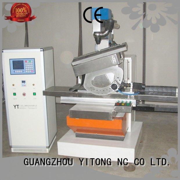 paint brush manufacturing machine flat tufting brush making machine Yitong Warranty