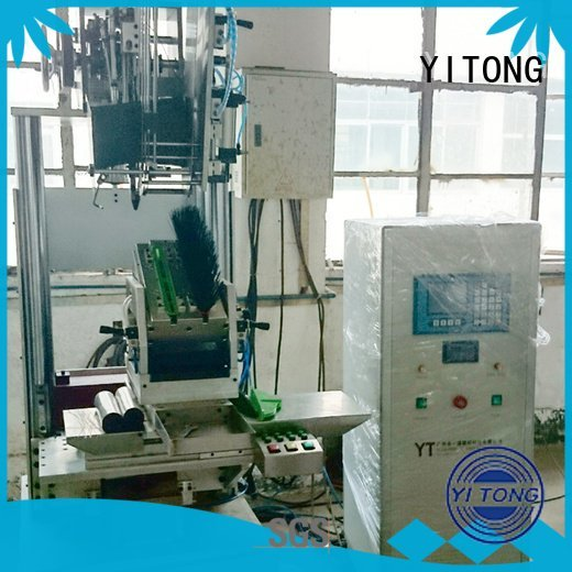 Yitong brush tufting machine manufacturers machine filling brush