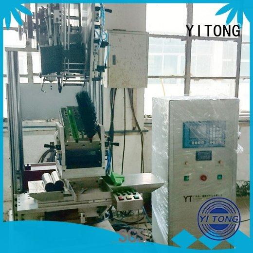 Yitong brush tufting machine manufacturers machine filling brush