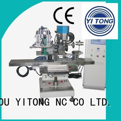 Yitong Brand brushes broom making machine for sale axis automatic
