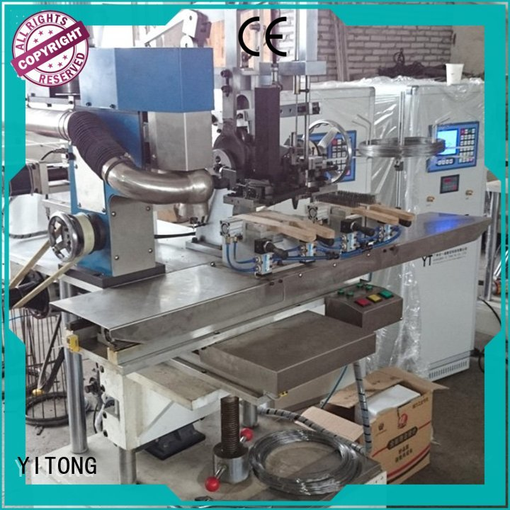 Quality Yitong Brand filling industrial brush machine