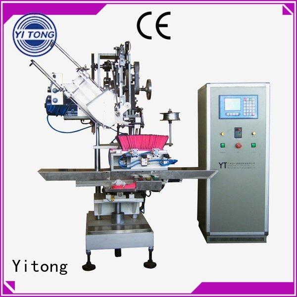broom making machine for sale drilling brush broom making machine Yitong Brand