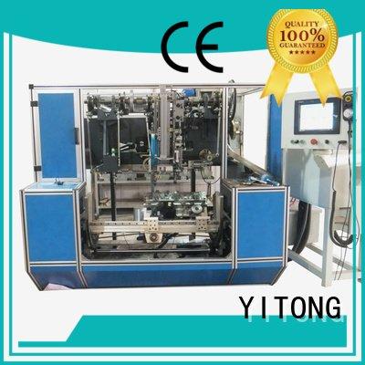 paint brush manufacturing machine flat brush making machine Yitong