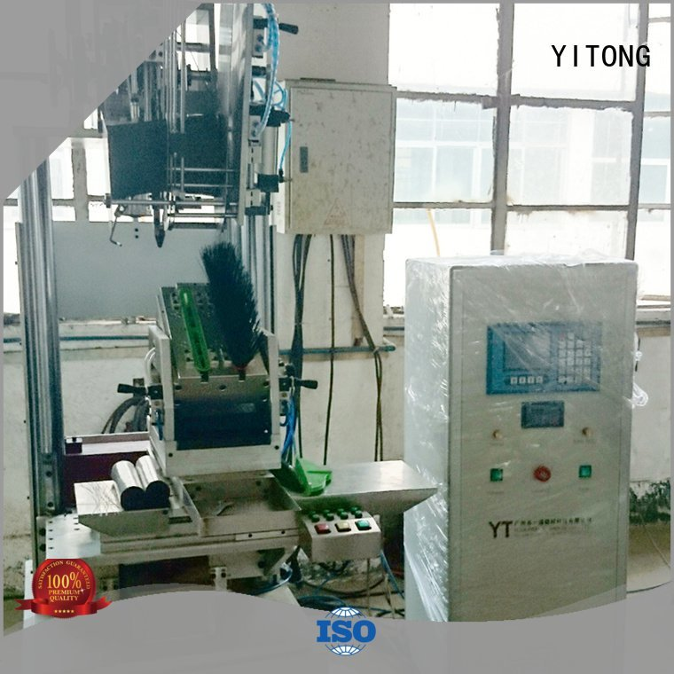 brush brush tufting machine machine filling Yitong