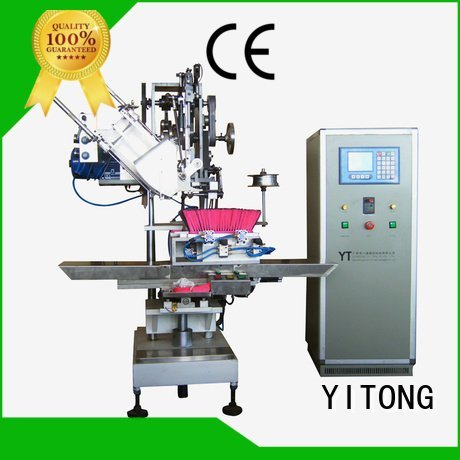 radial axis broom making machine for sale Yitong