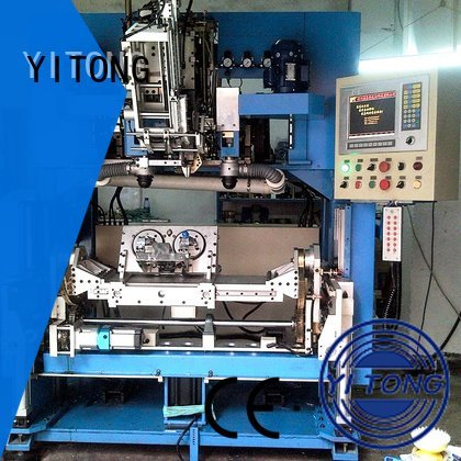 flat axis Yitong brush making machine