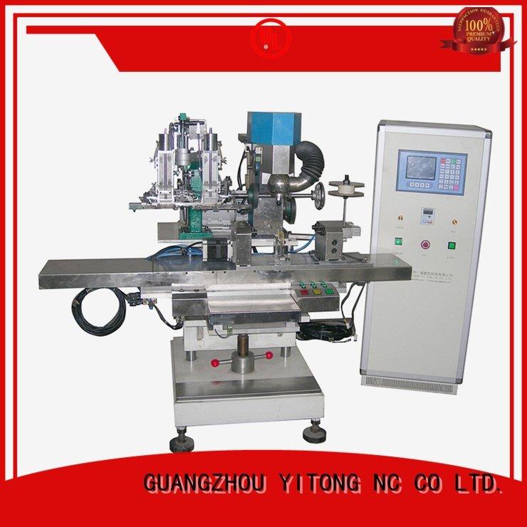 Wholesale machine drilling broom making machine Yitong Brand