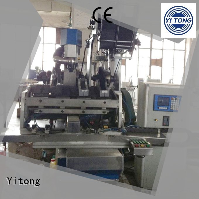 Yitong brush making machine head automatic brush axis