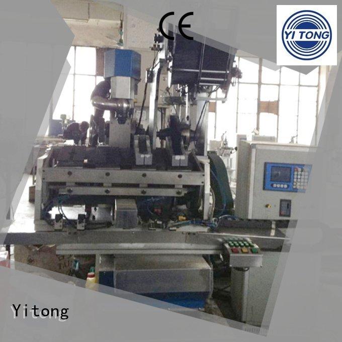 Yitong brush making machine head automatic brush axis