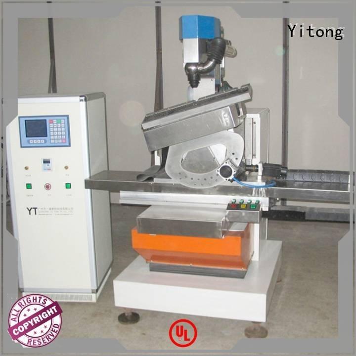 paint brush manufacturing machine tufting machine brush making machine Yitong Warranty