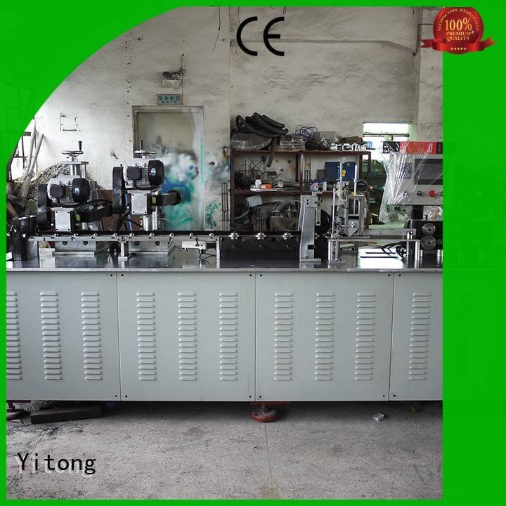 machine brush Yitong strip brush machine