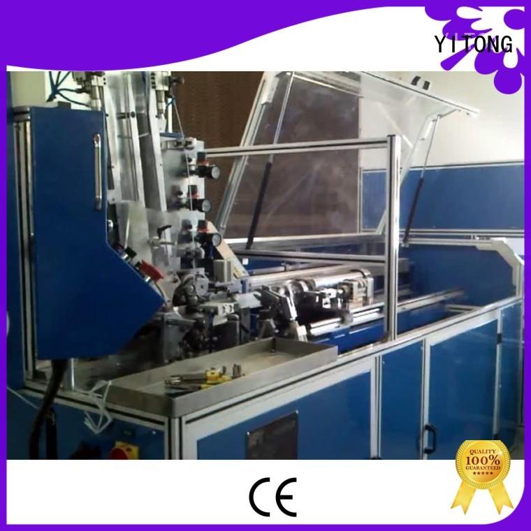 good stability making automatic Yitong Brand twist brush