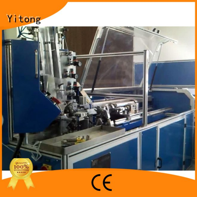 Hot china brush machine machine twist brush twist Yitong