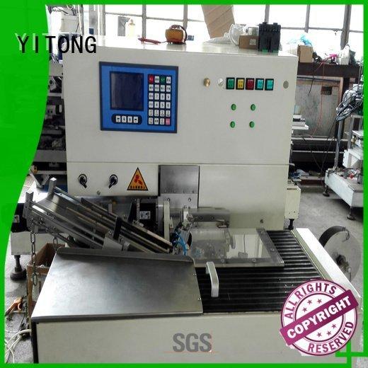 Custom toothbrush making machine axis tufting tooth Yitong