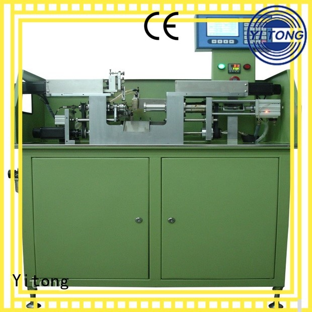 speed coil coil winding machine winding Yitong Brand company