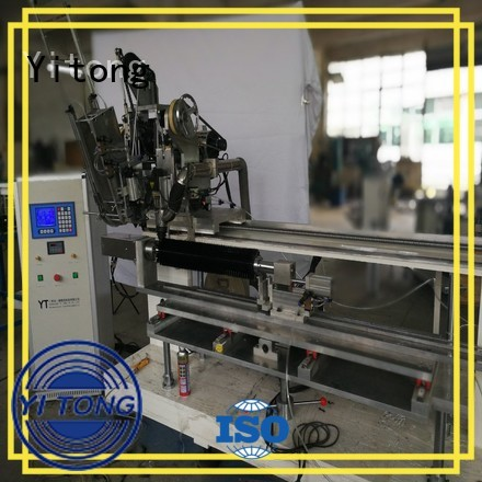 brush high quality personal care brush machine machine tufting Yitong company
