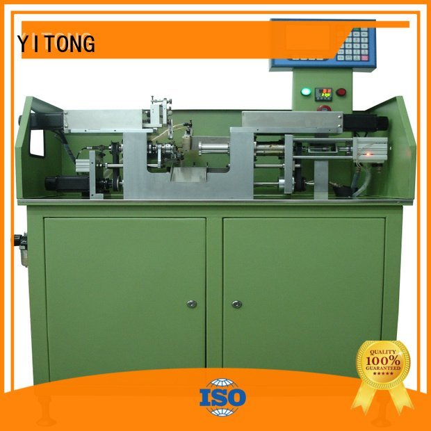 Yitong coil coil winding machine winding automatic