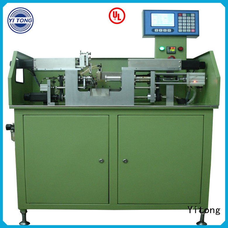 speed automatic coil winding Yitong coil winding machine