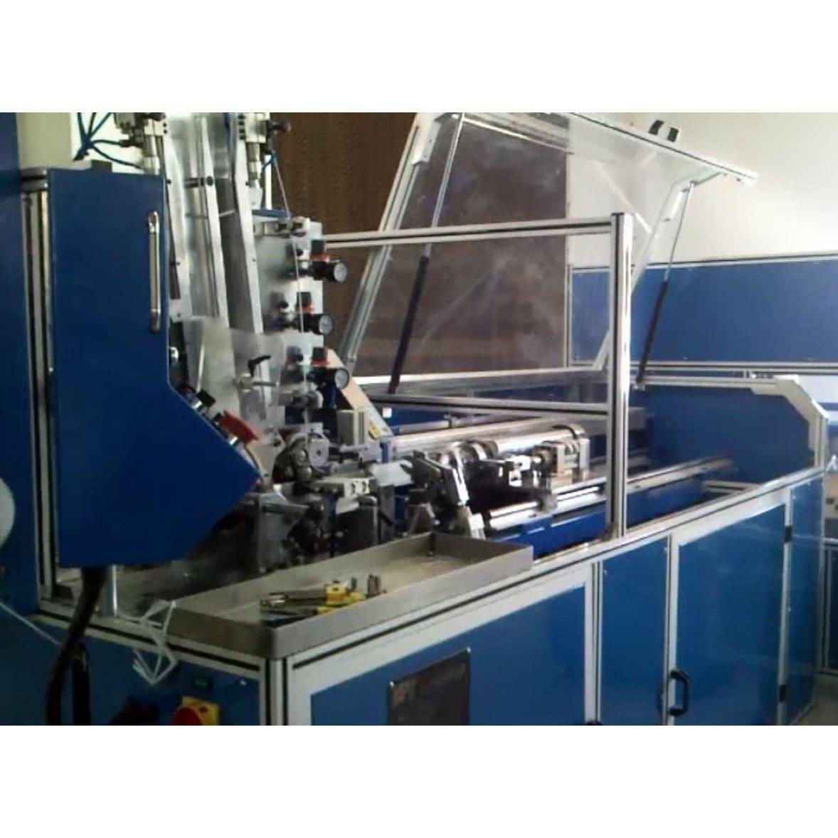 Automatic 2 Twist Wire Brush Making Machine BHFTS2053
