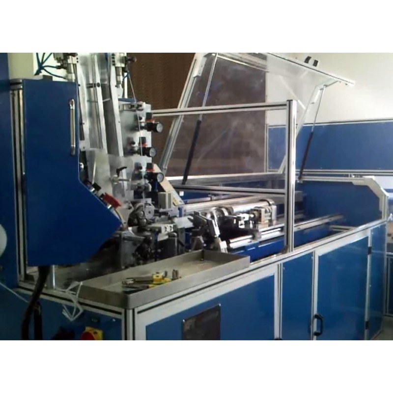 brush twist Yitong china brush machine
