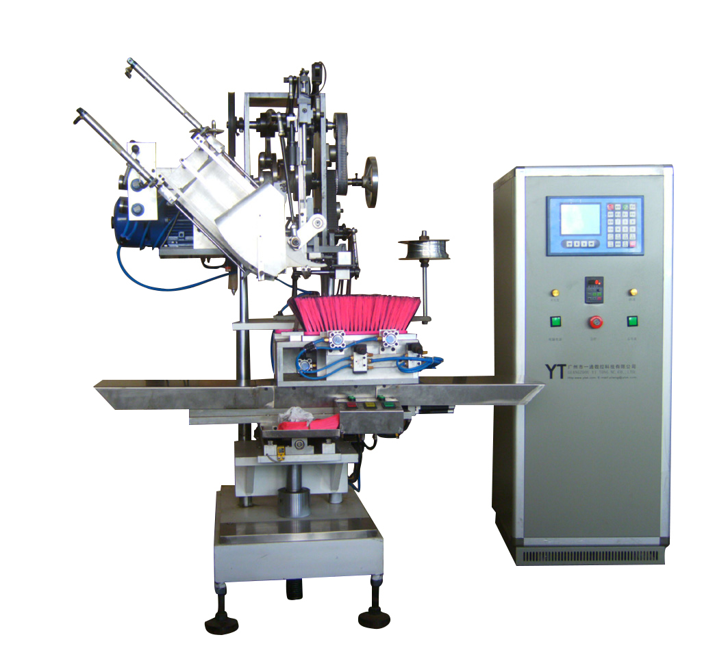 2 axis brush machine-BHF203RTE
