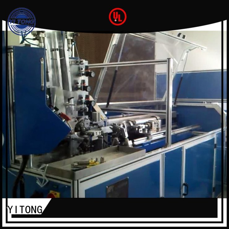 Yitong Brand brush wire china brush machine machine making