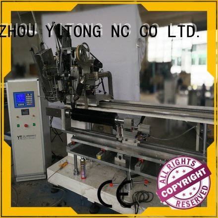 Yitong toothbrush manufacturing machine filling drilling automatic disk