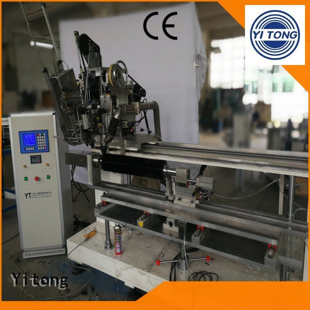 Quality toothbrush manufacturing machine Yitong Brand machine personal care brush machine