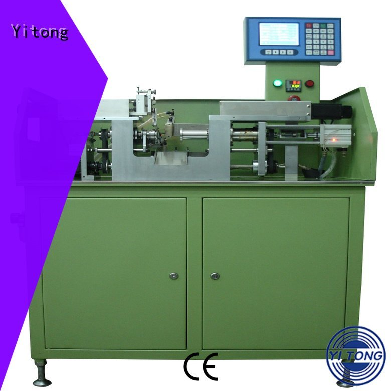 Yitong coil winding machine price coil machine automatic