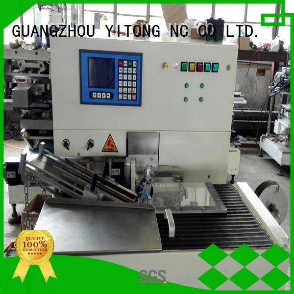 Yitong Brand tufting toothbrush tufting machine brush machine