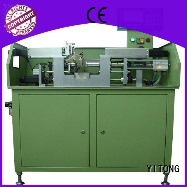 Quality coil winding machine price Yitong Brand speed coil winding machine