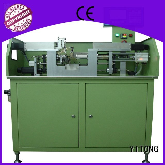 Quality coil winding machine price Yitong Brand speed coil winding machine