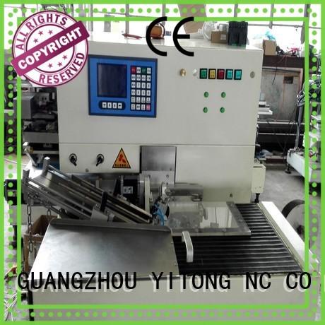 high speed axis toothbrush making machine tufting Yitong