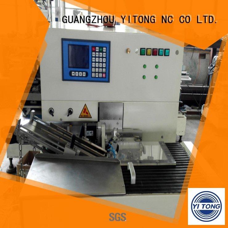 Custom toothbrush making machine tufting tooth axis Yitong