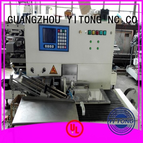 toothbrush tufting machine tufting toothbrush making machine Yitong Brand