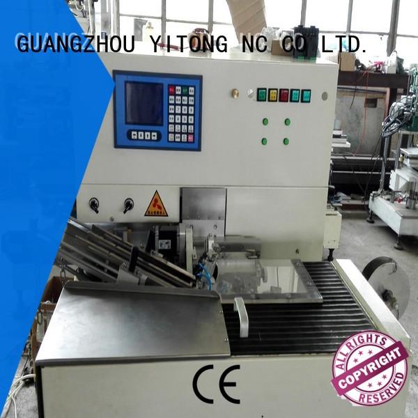 Wholesale tufting low error rate toothbrush making machine Yitong Brand