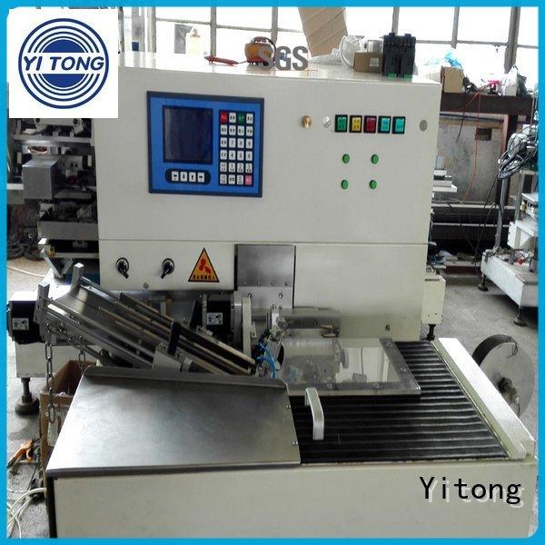 machine speed brush Yitong toothbrush tufting machine