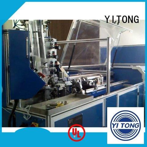 automatic brush twist wire Yitong china brush machine
