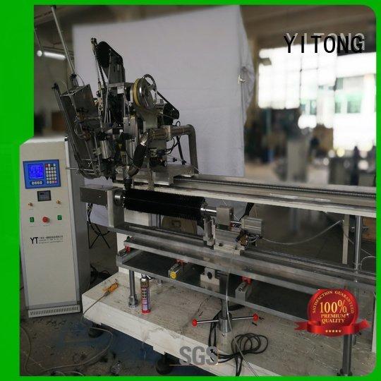 Hot toothbrush manufacturing machine machine personal care brush machine axis Yitong