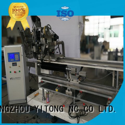 toothbrush manufacturing machine disk tufting round automatic Bulk Buy