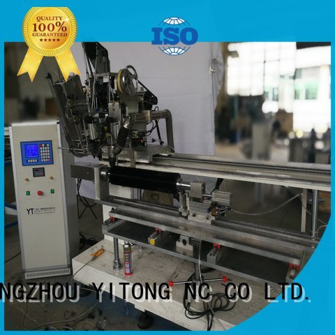 toothbrush manufacturing machine disk tufting round automatic Bulk Buy
