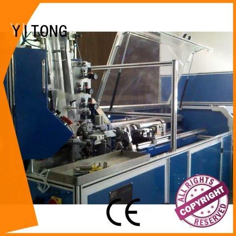 Custom twist twist brush machine china brush machine