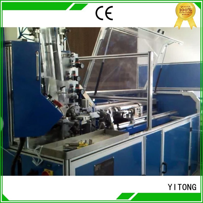 Wholesale automatic brush twist brush Yitong Brand