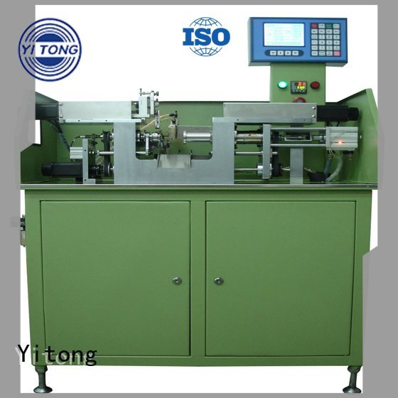 automatic speed coil Yitong coil winding machine price