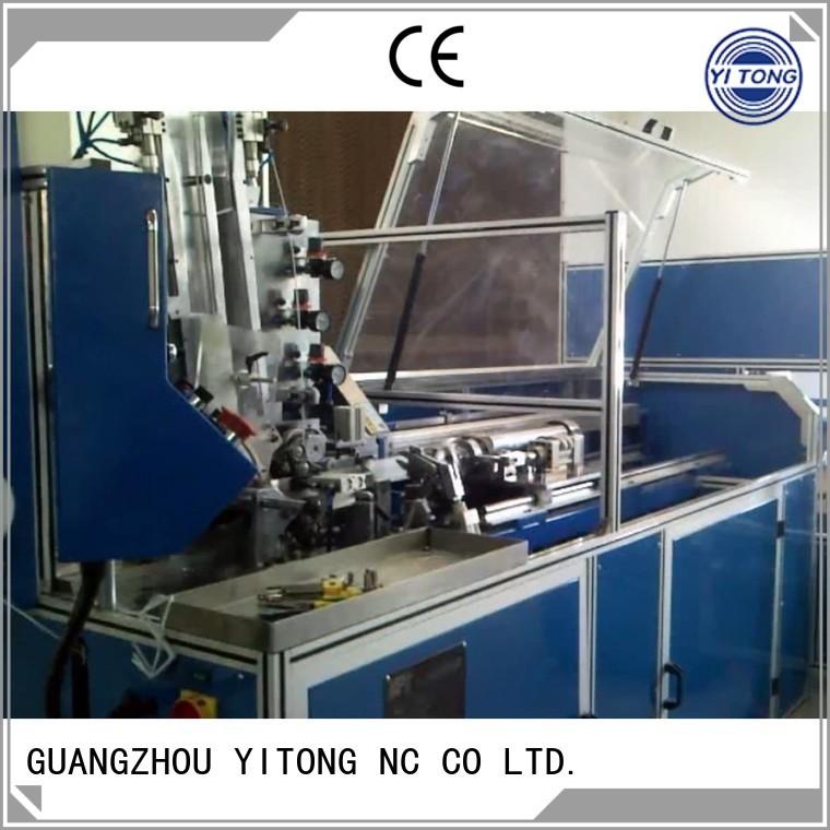 china brush machine making machine twist Yitong Brand twist brush