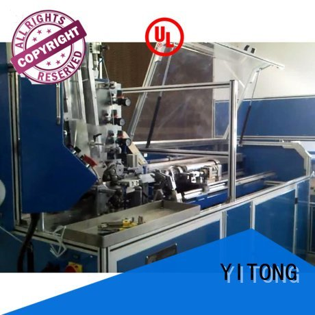china brush machine making twist brush brush Yitong