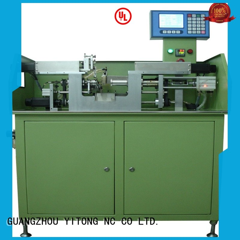 Quality Yitong Brand coil winding machine price machine high stability