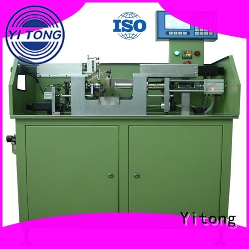 automatic coil winding machine coil speed Yitong company