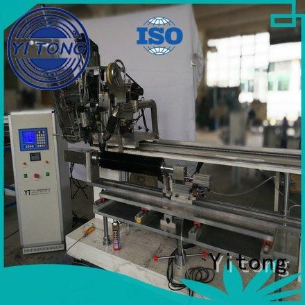 Yitong toothbrush manufacturing machine disk brush axis