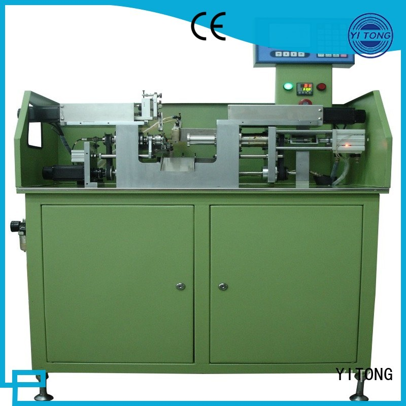 automatic coil winding machine speed Yitong company